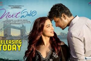 Next Enti review Tamannaah and Sundeep try to hold up a confused romance