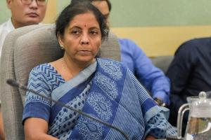 India seeing V-shaped recovery in several economic indicators FM Nirmala Sitharaman