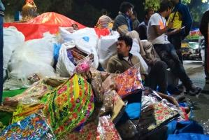 Ground report Despair at Hyds Numaish exhibition after fire destroys 200 stalls