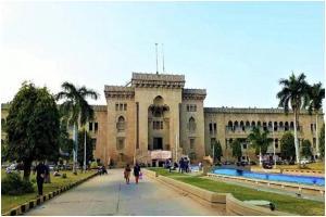 BoycottOUexamfee Hyderabads Osmania University students protest