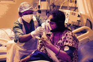 No oxygen deaths in India AP hospitals complaint shows Union govts claim is hollow