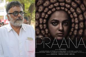 VK Prakashs Praana with Nithya Menen has strong content Cinematographer PC Sreeram