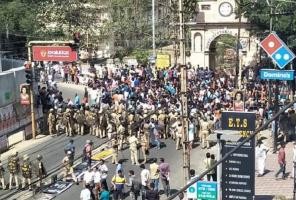 Kerala under siege over Sabarimala Widespread violence reported across state
