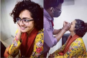 Watch Actor Parvathy who got her nose pierced has a message for fans