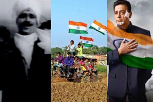 From fighting for freedom to killing terrorists The Indian patriot in Tamil cinema