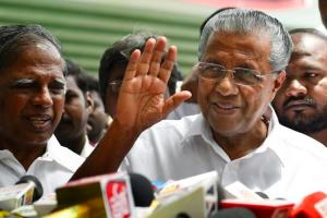 Kerala Womens Wall to be funded by money for schemes to prevent atrocities on women