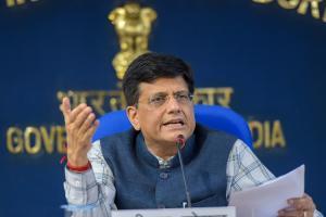 Piyush Goyal named BJPs TN election in-charge for 2019 Lok Sabha polls