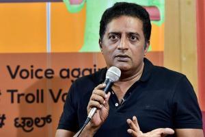 Prakash Raj seeks CCTV footage of MAA polls alleges lapses