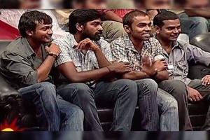 10 yr challenge The story of this pic of Karthik Vijay Sethupathi Alphonse and others