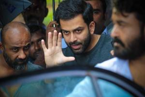Prithviraj shares daughter Allys story line and announces second directorial venture