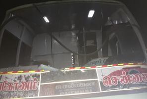 4 BJP workers arrested for vandalism in Puducherry