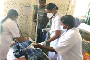 Mystery illness surfaces in a third location in West Godavari 22 fall sick