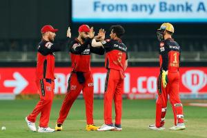 RCB off to rousing start in IPL 2020 beat Sunrisers Hyderabad by 10 runs