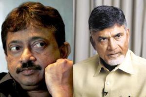 Ram Gopal Verma says his Lakshmis NTR will show Andhra CM backstabbing NTR