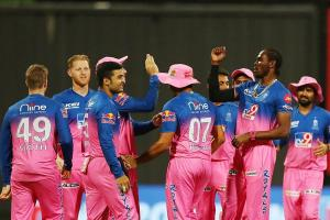 Rajasthan Royals and Sunrisers Hyderabad lock horns in must-win game