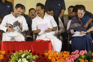 Calculated move or hasty declaration Why Stalin backed Rahul Gandhi for PM