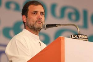 Rahul Gandhis north vs south statement in Kerala triggers row within Congress