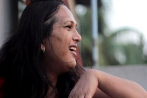 Meet Raina a transgender person taking on myths about sex work and prejudices in LGBT activism