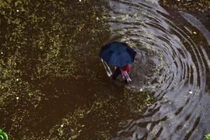 Flood alert to residents along TNs Bhavani river emergency squads deployed