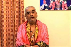 BJP slams TTD priest for alluding to CM Jagan as an incarnation of Vishnu