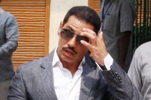 Enforcement Directorate raids Robert Vadras office in New Delhi