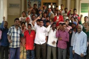 Secunderabad sanitation workers threaten indefinite strike over non-payment of wages