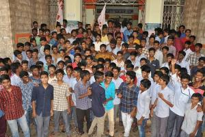 Andhra students attack college in Tirupati after 19-year-old kills self