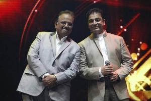 Kamal Haasan visits SPB at hospital says singer remains critical