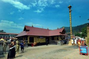 Kerala rains Sabarimala pilgrimage on hold college opening postponed