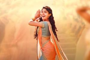 Sai Pallavis sensational Saranga Dariya gets over 250 million views on YouTube