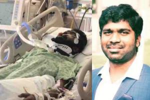 26-yr-old Telangana man shot in the mouth in the US battles for life