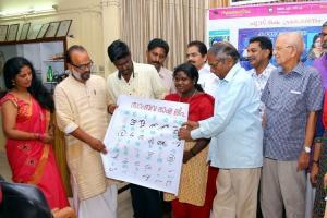 Alphabet of Dalit pride Reviving Sambava a secret ancient language