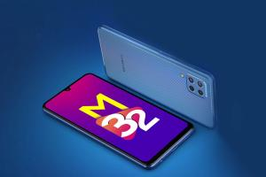 Samsung Galaxy M32 launched features 90Hz AMOLED display and 6000mAh battery