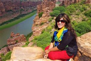 Biker Sana Iqbal death Husband Nadeem says hes innocent denies allegations of murder