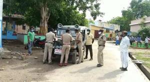 AP Kurichedu sanitiser deaths 10 people arrested including five from Hyderabad