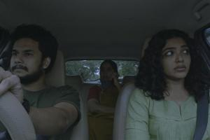 How single-shot film Santhoshathinte Onnam Rahasyam was shot inside a car