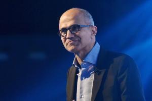 Microsoft CEO Satya Nadella named as Chairman