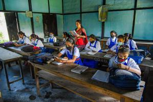 Chennai corporation schools increase student strength to one lakh after 10 years