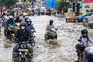 Telangana to receive very heavy rainfall for two days says IMD