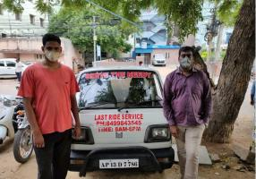 Hyderabad group offers free ambulance service to transport bodies of COVID-19 victims