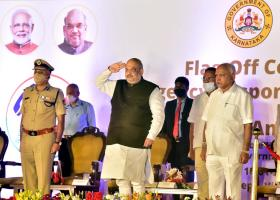 Amit Shah only leader to grow in stature of Sardar Patel BS Yediyurappa