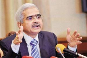 RBI will make efforts to facilitate robust growth Governor Shaktikanta Das