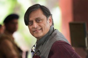 Tharoors remarks at Lahore event trigger war of words between Congress and BJP