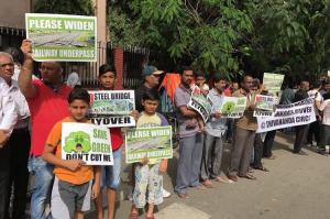 Protests forgotten Karnataka govt wants to revive the steel flyover project again