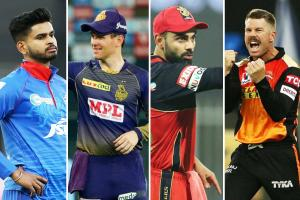 Four teams three spots Here are the scenarios for IPL 2020 playoffs