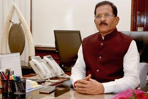Union Min Shripad Naiks health improving after accident Doctors