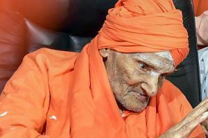 Will keep his work alive Ktaka seers mourn Shivakumara Swamys death