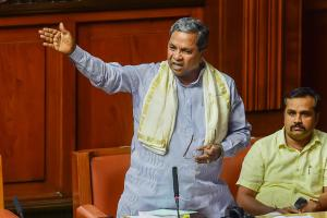 Yediyurappa will be removed from CM post after April Cong leader Siddaramaiah