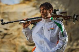 Keralas rifle shooting champion to take part in 2021 Paralympics in Tokyo