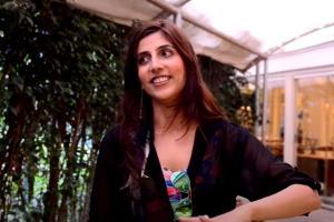 Drugs probe Designer Simone Khambata reaches NCB guest house
